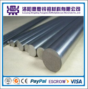 Customed 99.95% Pure Molybdenum Rods/Bars or Tungsten Rods/Bars Price for Sapphire Growth pictures & photos