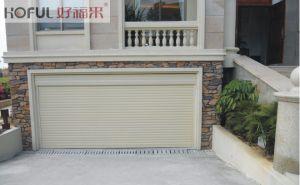 Villa Garage Door (HA80) pictures & photos
