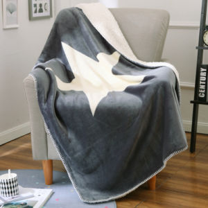 Home Use Velcet Fabric Throw pictures & photos