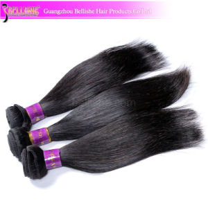 24inch 100g Per Piece Factory Price High Quality 5A Grade Straight Brazilian Human Hair Weave