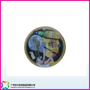 Absorbent Waterproof Paper Beer/Cup Coaster (xc-8-004) pictures & photos