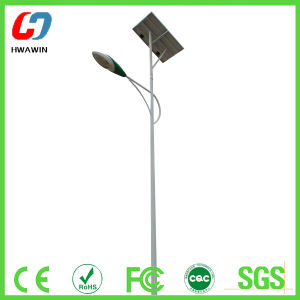 Energy Saving Certified 18W - 120W Solar LED Street Light pictures & photos