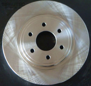 High Quality Front Brake Disc (1K0615301AA) for Audi VW Golf Jetta Passat Tiguan pictures & photos