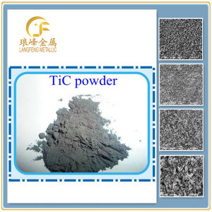 Producer Price High Quality Titanium Carbide Powder Tic pictures & photos