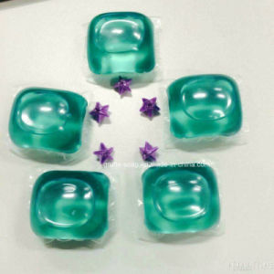 4-in-1 Innovative Detergent Capsule, Detergent Gel, Liquid Detergent Laundry Pods pictures & photos