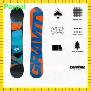 Cheap PE Material Durable Professional OEM Snowboard (gc-n18) pictures & photos