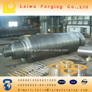 High Quality 9cr3mo Forged Roller for Steel Mill pictures & photos