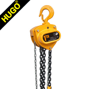 Hsz-CD 1t 3 Meter Manual Chain Hoist with G80 Chain pictures & photos