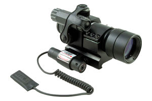 M2 Tactical Red Green DOT Sight Scope with Red Laser pictures & photos