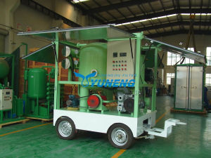 Transformer Oil Separator Machine 3000L Per Hour pictures & photos