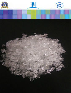 Ultra Clear Crushed Glass for Glass Manufacturer pictures & photos