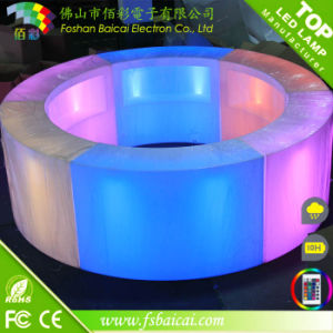 Modern LED Bar Counter