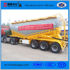 35 Cubic Meter Bulk Cement Tank Semi Trailer pictures & photos