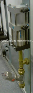 Pneumatic Stainless Steel Material Angle Seat Valve pictures & photos