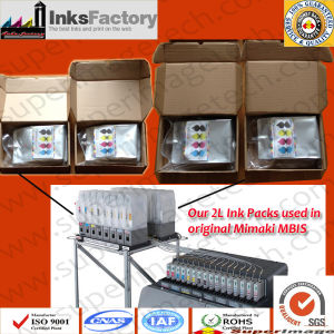 2liter Ink Packs for Mimaki Mbis (SB53 and SB52 SPC-0585) pictures & photos