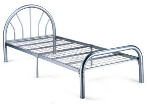 Metal Single Bed/ Metal Children Bed pictures & photos