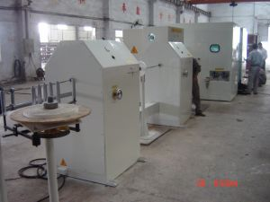 European Type Single Stranding Machine for Bobbin 1000mm pictures & photos