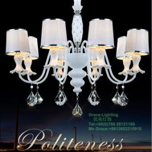 Small Orders Accepted Hot Sale Crystal Chandelier (GD-169-8) pictures & photos
