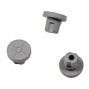 Butyl Rubber Stoppers 13mm-D4 (721304) pictures & photos