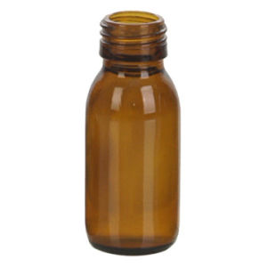 Amber Glass Bottle 60mlZD (440601) pictures & photos