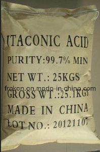 High Quality 99% Itaconic Acid pictures & photos