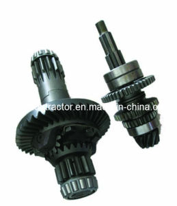 Wheel Tractor Spare Part Redirector