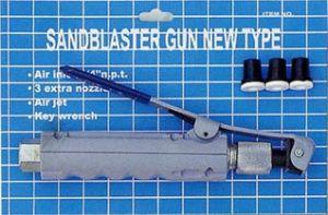 Man Vlave Sandblast Gun (KB-SBG)