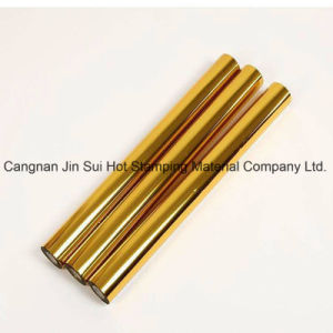 Fashion Gold Hot Stamping Foil for Paper Business Card pictures & photos