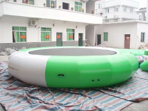 Inflatable Water Trampoline (7m Trampoline)