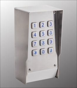 3G Keypad Pin Code Entry Door Gate Garage Access Remote Controller Relay Switch Mobile Entry Free