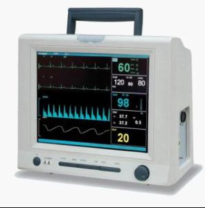 THR-K8000 Portable Patient Monitor pictures & photos