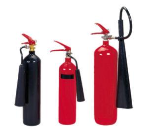 6kg Portable Carbon Dioxide Fire Extinguisher