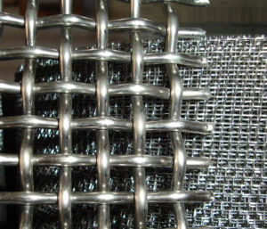 Crimped Mesh / Stainless Steel Wire Screen pictures & photos