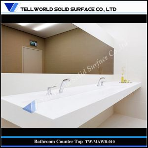 Bathroom Counters on Corian Bathroom Counter  Tw Mawb 010    China Corian Bathroom Counter