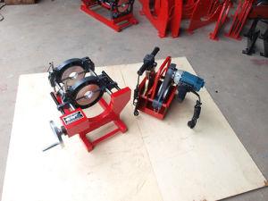 Manual Butt Fusion PE Pipe Welder 160