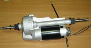 Transaxle Motor (9716D)