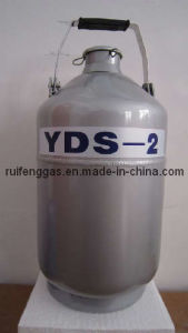 2l Liquid Nitrogen Container pictures & photos
