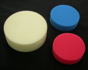 Car Wax Wave-Shaped Sponge Css-05 pictures & photos