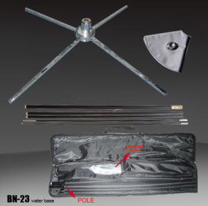 Teardrop Flying Hanging Flag Banner Stand (BN-23) pictures & photos