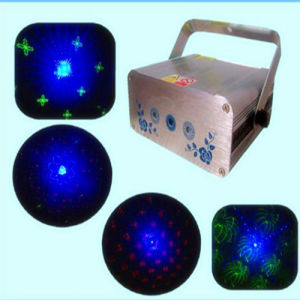Green Red Blue 3 Heads Laser Animation Light Sound Active pictures & photos