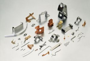Metal Stamping by CNC Machining Parts Used on Machinery Equipment pictures & photos