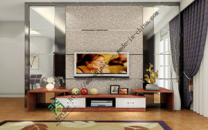 2015 New Style TV Cabinet From China (Elegant Style 03) pictures & photos