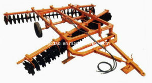 Disc Harrow/Meduim Hydraulic Disc Harrow/48PCS Disc Harrow pictures & photos