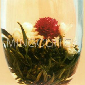 Jin Yuan Bao /Gold Ingot - Flower Tea (MA903)