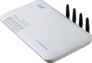 4ports Dbl GoIP Gatway GSM VoIP Gateway pictures & photos