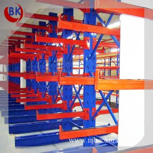 Powder Coating Adjustable Heavy Duty Cantilever Rack