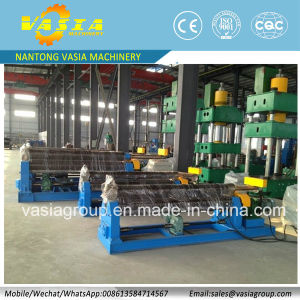 W11 Three Rollers Symmetrical Rolling Machine pictures & photos