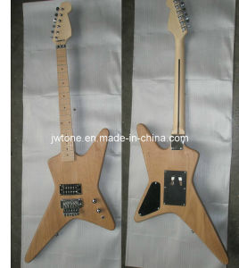 Mahogany Body Star Electric Guitar pictures & photos