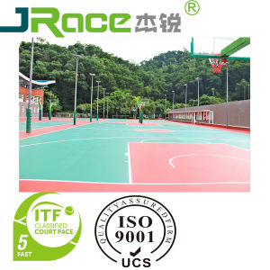 Best Price Indoor Outdoor Sports Court Coating for Futsal Court pictures & photos