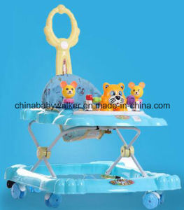 2016 Best Quality Baby Walker with Music pictures & photos